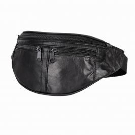 Travelite Kožená ledvinka  Leather Waist Bag 1099-02