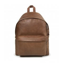 EASTPAK Batoh PADDED PAK'R Brownie Leather 24 l